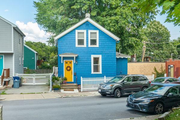 54 Danforth St , 72549310, Jamaica Plain, Multi-Unit Residential,  sold, Debbie Adamidis, Keller Williams Boston-Metro